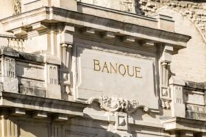 Btiment ancien banque