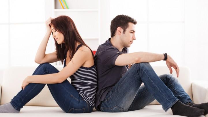 divorce et séparation dans le couple